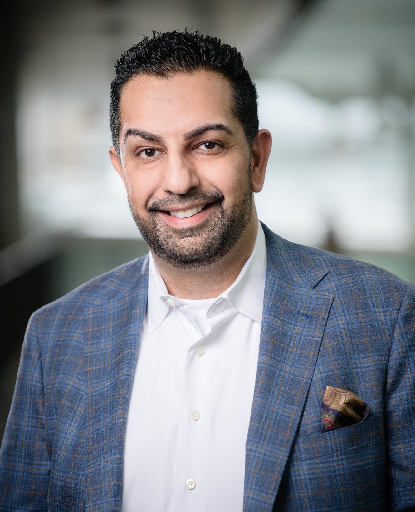 Parimal Nathwani, MSc, MBA